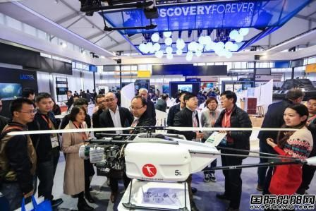 第五届OI China海洋展获各方好评