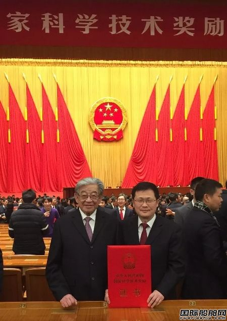 蛟龙号荣获国家科学技术进步奖一等奖