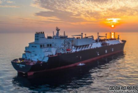 Flex LNG接收首艘新造LNG船