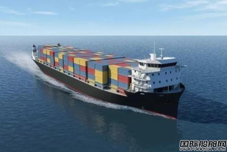 武汉理工船舶接获江海直达1100集装箱示范船设计合同
