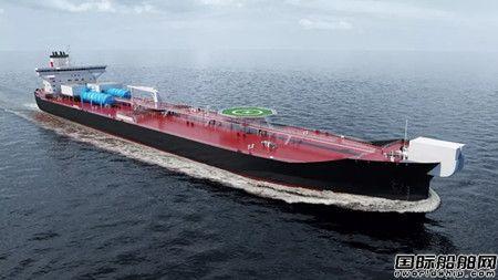 瓦锡兰和Teekay合作开发新概念穿梭油船