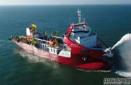 印度Adani港口宣布扩充疏浚船队