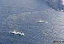 东海撞船事故船只附近发现疑似油污带