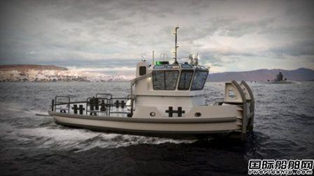 Jensen接获美国海军新造船设计订单