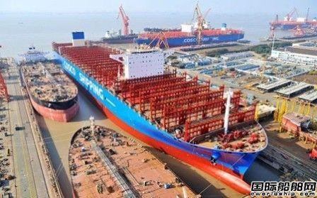 109艘!2017年集装箱船订单猛增140%