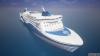 该船总长212米,型宽28.6米,型深15.3米,总吨位为4.5万吨。乘客定额为2000人,车道长度3000米,配备两台7000kW发动机,服务航速18节,最大续航力达5000海里。