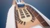 2000客位/3000米车道客滚船设计图