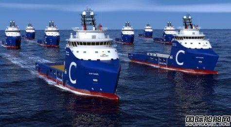 中远海运重工打包出售库存海工船