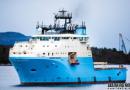 马士基海洋2艘AHTS获作业合同