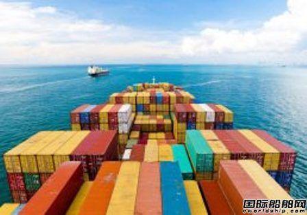 集装箱船亚美线运价回升
