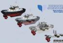 Baydelta订造一艘混合动力拖船