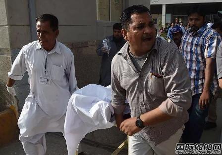 中远海运高管巴基斯坦遭袭遇难