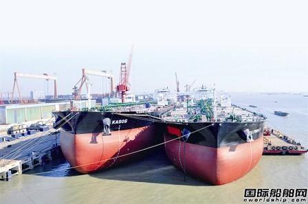 新时代造船大型船舶交船总量突破300艘