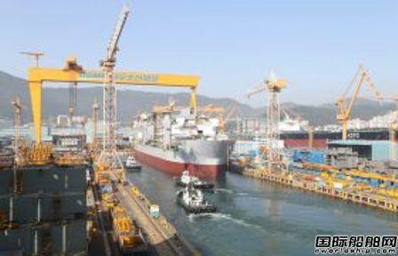 大宇造船接获2艘17万方LNG船订单
