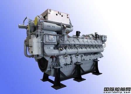 河柴重工船用主机入选河南省年度十大标志性高端装备