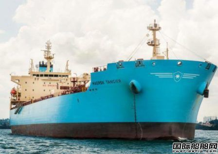 马士基油轮有望领导油运业数字化