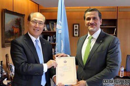卡塔尔加入压载水管理公约第68个国家