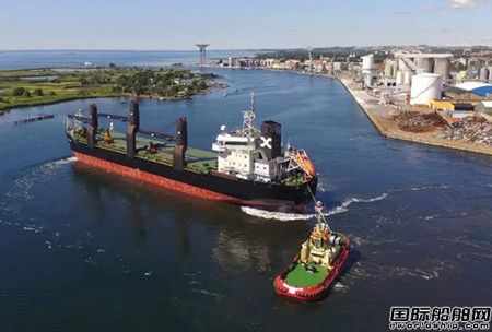 瑞典船东选择达门ASD 2810拖轮更新船队
