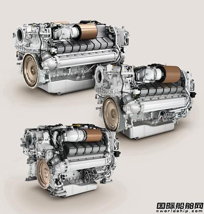 罗罗将推出MTU 2000系列游艇发动机