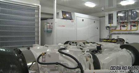 康明斯推出Tier3新系列船用发电机