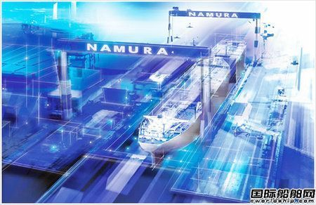 名村造船首次接获5艘Kamsaramx型散货船订单