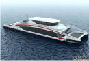 英国Wight船厂获一艘高速双体渡船订单