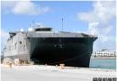 美国海军最新快速远征运输船命名