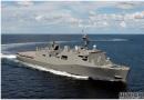 HII获美国海军14亿美元船坞运输舰订单