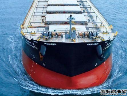 商船三井在大岛造船订造3艘散货船