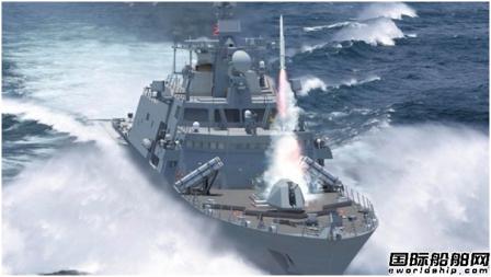 5家企业获美海军护卫舰概念设计合同