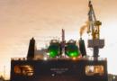 TOTE完成滚装船LNG动力改装第一阶段