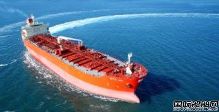 泛洋海运一艘化学品油船在新加坡被扣