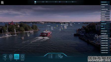 """罗罗""""提前""""推出无人船态势感知系统"""