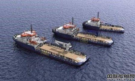 OSD推出新系列冰级船舶设计