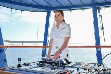 邮轮界的女神出现首位女性邮轮船长