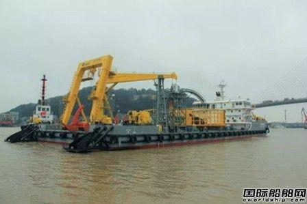 """东方电缆""""东方海工01"""" 敷缆船顺利交付到港"""