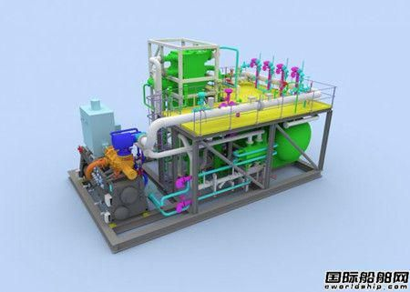 Babcock EcoSmart再液化技术首获LNG船订单