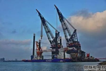 """1600吨起重机!Heerema为""""Aeolus""""号升级"""