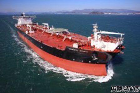 Teekay接收三星重工1艘穿梭油船