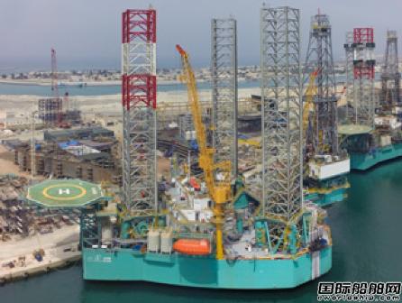 """全球最大""""超级船厂""""正式开始运营"""