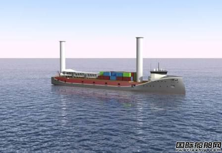 Switijnk航运研发混合动力Flettner货船