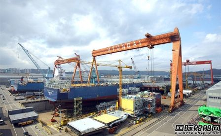 上周全球新船订单量大幅回升