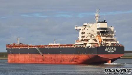 北港航运租赁国银租赁5艘20.8万吨新船
