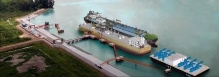 中集来福士推出FSRU+FPP进军浮式天然气行业