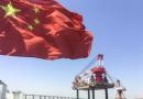 振华重工建造世界最大风电安装平台完成全程抬升试验