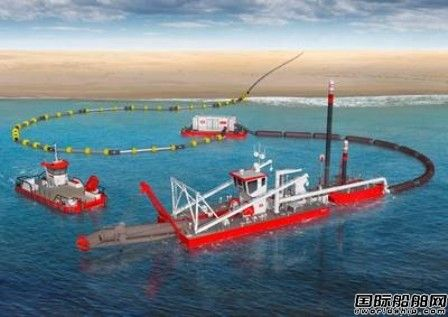 IHC船厂接获埃及15艘新船大单