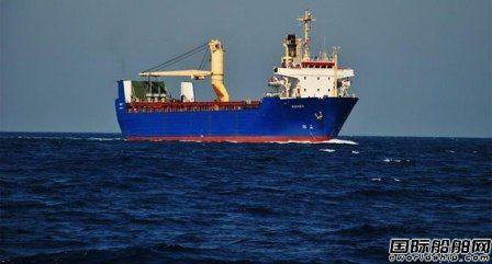 一艘滚装船在苏丹锚地沉没