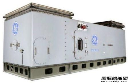 GE验证新的LM2500船用燃汽轮机外壳