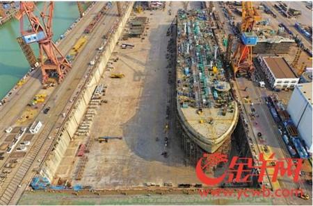 广东造船业风生水起两大船厂订单入全国前十