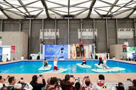 2018上海国际游艇展拉开帷幕